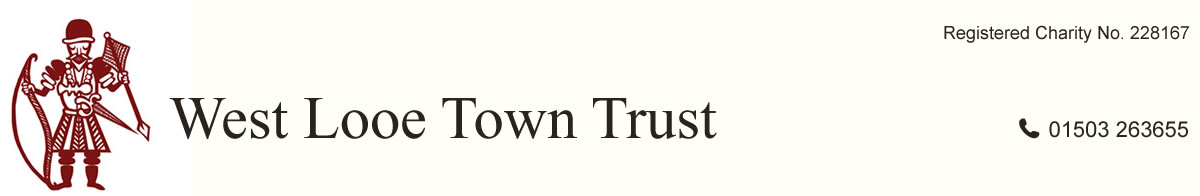 West Looe Town Trust Registered Charity No 228167 Tel 01503 263655