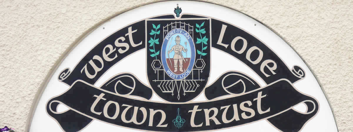 Entrance to West Looe Town Trust